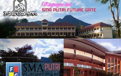 Kunjungan dari SMA FUTURE GATE Putri