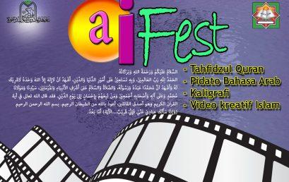 Aisyah Festival : AIFEST 2019-1