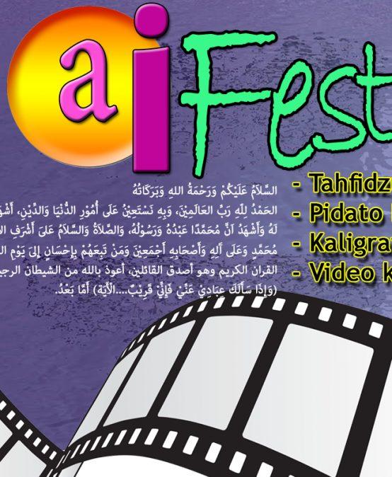 Aisyah Festival : AIFEST 2019-7