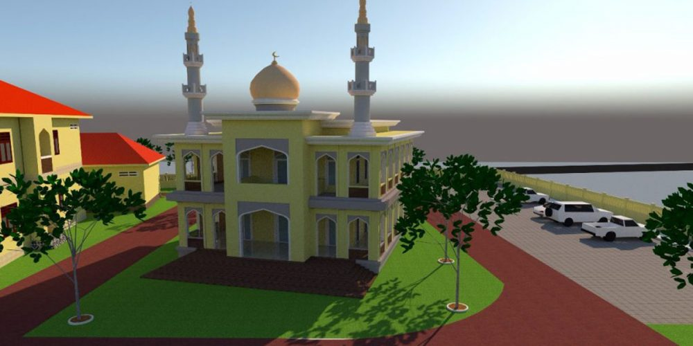 Gedung Mahad Aisyah_2019_4