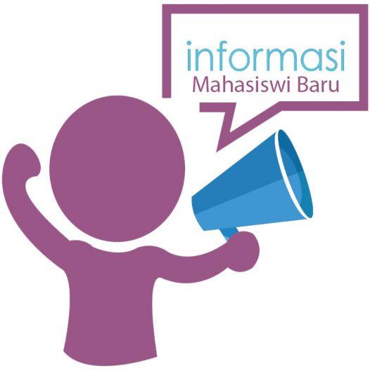 Informasi kegiatan mahasiswi baru TA 2019/2020